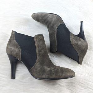 Worthington Heeled Booties Size 9.5